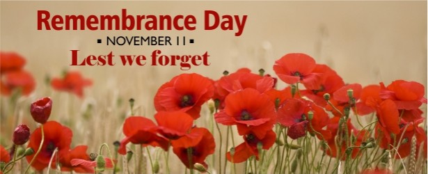 Remembrance Day in Cobourg